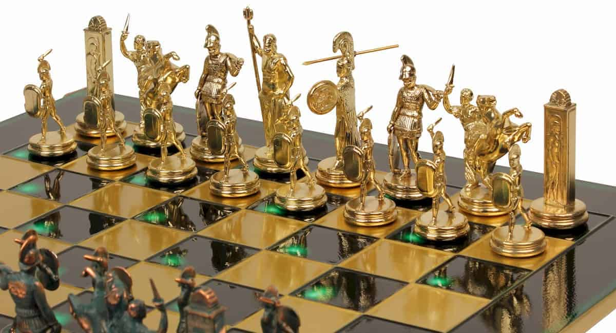 Love this bdsm chess set horny