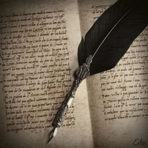 antique-quill-pen