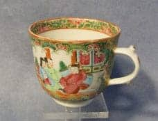 antique tea cups from China