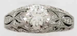 vintage-estate-engagement-ring