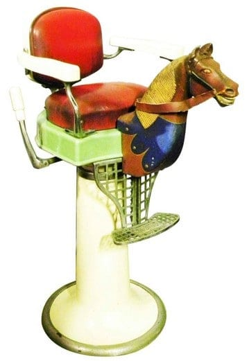 Emil J Paidar Antique Barber Chairs And Why Collectors