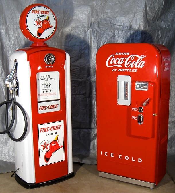 vendo 56 coke machine parts