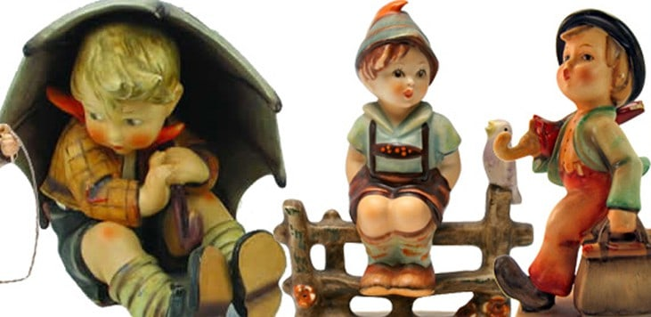 How To Identify Authentic Antique Hummel Figurines