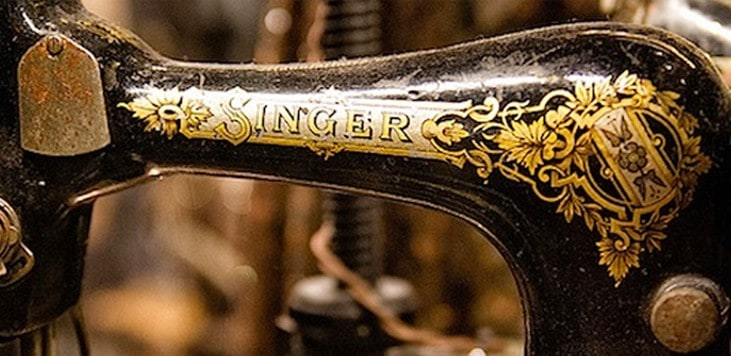 Cracking the Old Singer Sewing Machines Secret