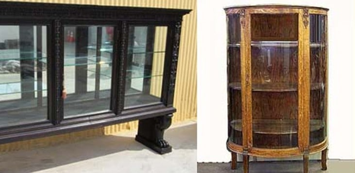 The Ultimate Secret of Antique Curio Cabinets - The Ultimate Secret Of Antique Curio Cabinets - Vxotic - Vintage