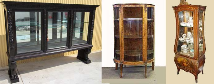 antique-curio-cabinets-for-sale - Antique-curio-cabinets-for-sale - Vxotic - Vintage Home Decor