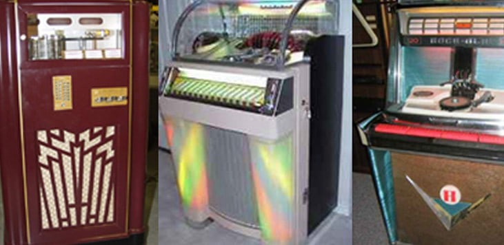 A to Z of the Collectible Rock-Ola Jukebox