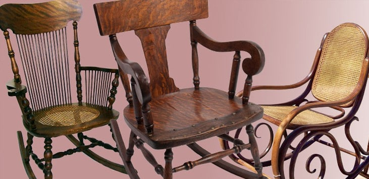 10 Creative Ways to Use Antique Rocking Chairs in your New House
