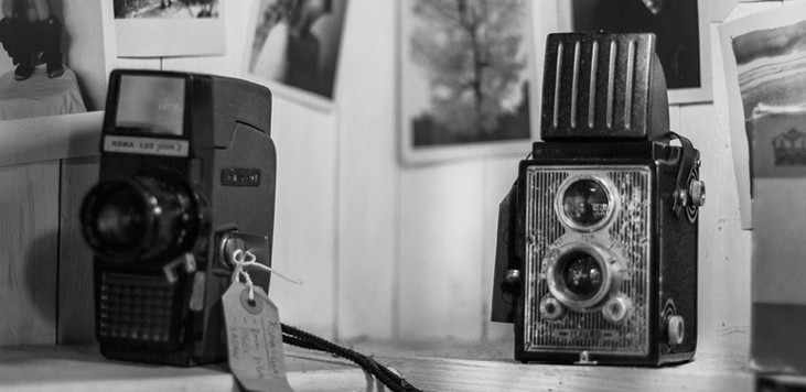 The Goodness of Old, Vintage Cameras