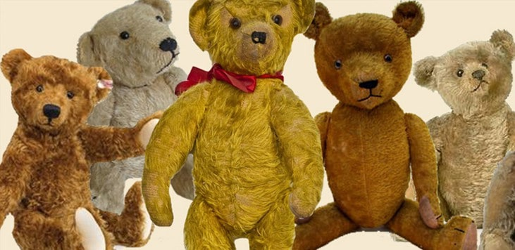 Valuation and Identification of Vintage Teddy Bears