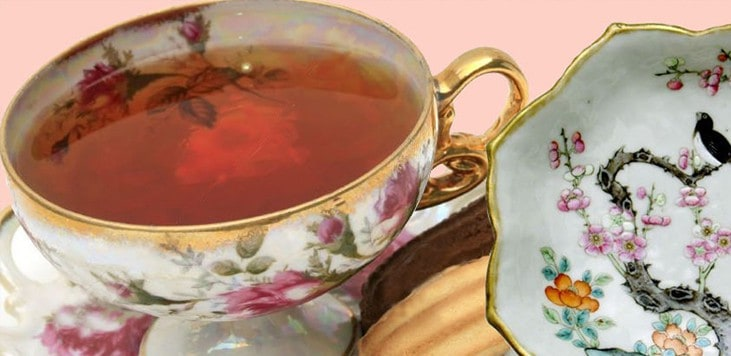 14 Interesting Facts About Antique Tea Cups from China