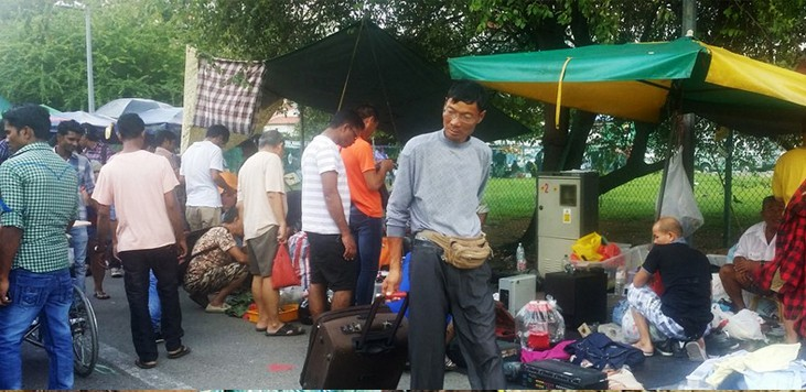 Singapore's One and Only Sungei Road Thieves Market