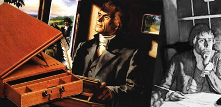 The Astonishing Story Behind Thomas Jefferson's Antique ...