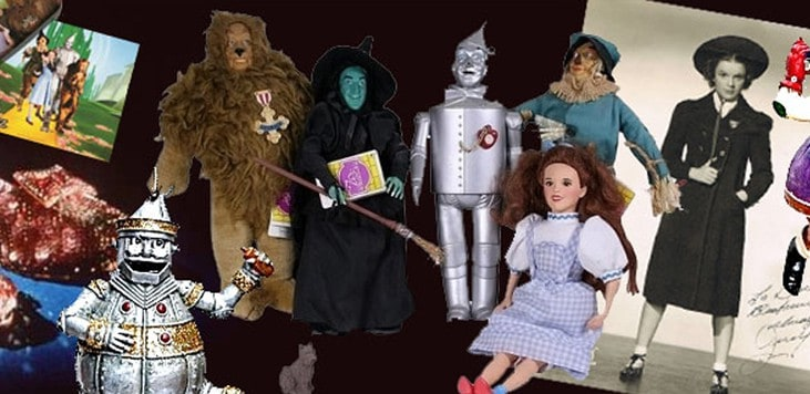 7 Little Known Facts About The Wizard of Oz Memorabilia