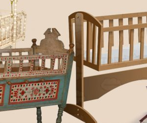 6 Top Tips to Fixing and Caring For Antique Baby Cribs