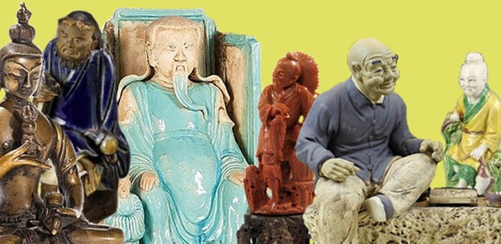 Antique Chinese Statues of History and Their Magnificence