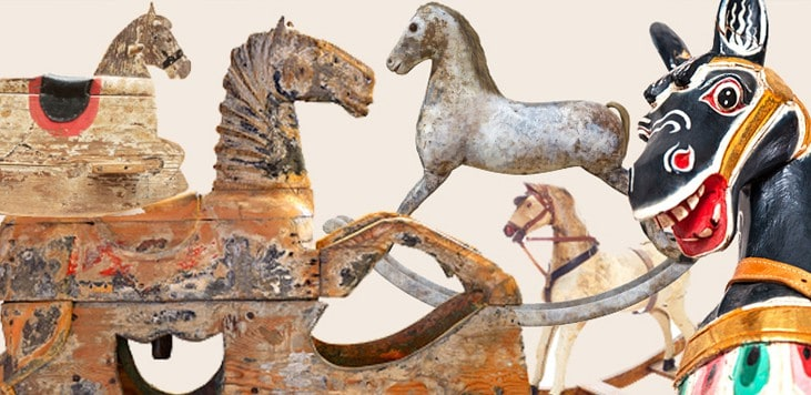 How To Find A Genuine Antique Rocking Horse For Your New House