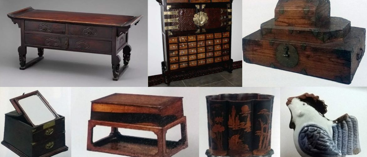 10 Traditional Korean Furniture You Didn't Know Existed