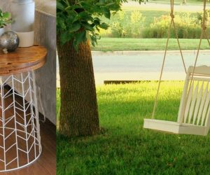 20 Best DIY Reclaimed Vintage Furniture Projects