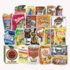 Retro Food Stickers (Set 2)